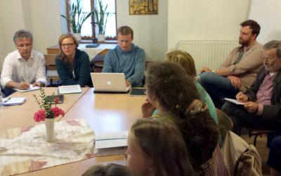 Gruppentreffen: Aufgaben in Flüchtlingshilfe haben sich verschoben